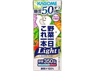 野菜一日これ一本 Light