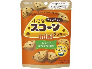 カバヤ 小さなスコーンクッキー ミニ チョコチップ 袋38g