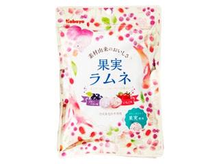 カバヤ 果実ラムネ 袋58g