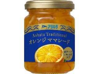 アヲハタ トラディショナル オレンジママレード 瓶160g
