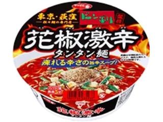サッポロ一番 ビンギリ 花椒激辛タンタン麺 カップ95g