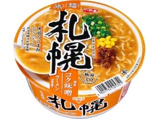 旅麺 札幌 味噌ラーメン