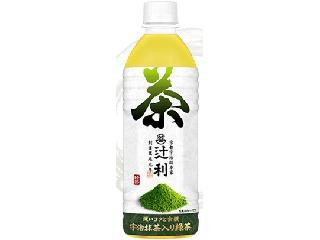 JT 辻利 宇治抹茶入り緑茶 ペット500ml