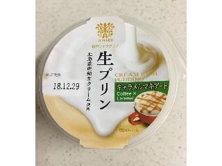 トーラク 生プリン キャラメルマキアート カップ85g