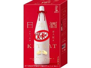 キットカット 日本酒 満寿泉
