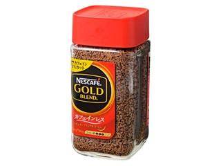ネスカフェ ゴールドブレンド カフェインレス 瓶80g