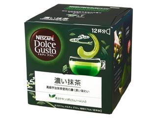 ネスカフェ ドルチェグスト 濃い抹茶 箱73.2g