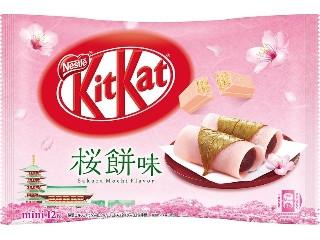 キットカット ミニ 桜餅味