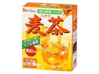 ハウス 麦茶 煮出し用 16袋入 箱10g×16