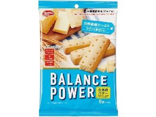 ハマダ バランスパワー 北海道バター 袋2本×6