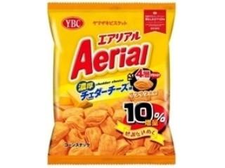 エアリアル 濃厚チェダーチーズ味 10%増量パッケージ