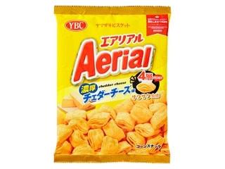 エアリアル 濃厚チェダーチーズ味