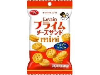 ルヴァンプライムチーズサンドミニ