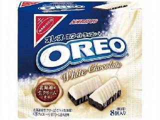 ナビスコ オレオ ホワイトチョコレート