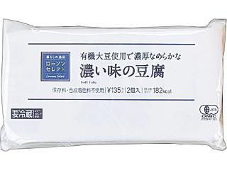 セレクト 濃い味の豆腐