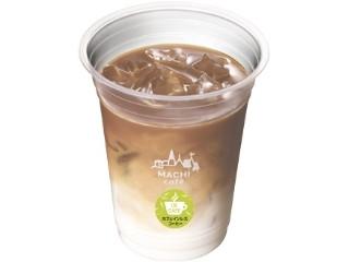 ローソン MACHI cafe' カフェインレス アイスカフェラテ