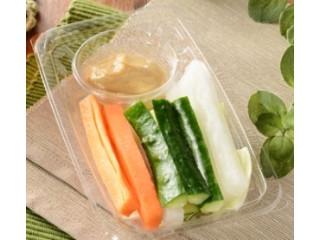ローソン 野菜スティック ピリ辛味噌マヨ