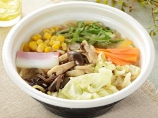ローソン 1食分の野菜ときのこのちゃんぽん