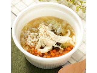 ローソン NL L生姜入りもち麦のスープ