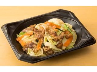 ローソン まちかど厨房 肉野菜丼 牛焼肉