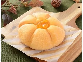ローソン かぼちゃクリームパン