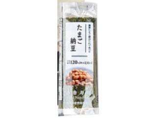 ローソン 手巻寿司 たまご納豆