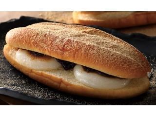 ローソン 追いきなこで食べるもちもち揚げパン