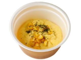 ローソン 道産とうきびのスープ