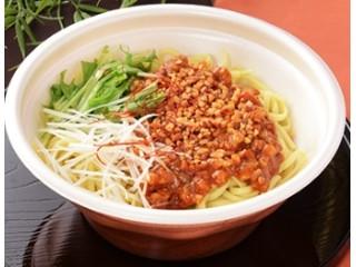 ローソン 花椒が決め手 汁なし担々麺