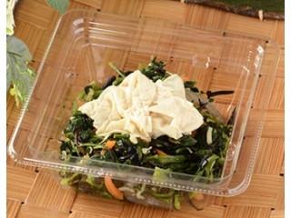 ローソン 湯葉とほうれん草の和サラダ
