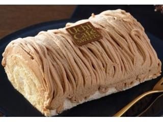 ローソン Uchi Cafe' SWEETS イタリア産栗のロールケーキ