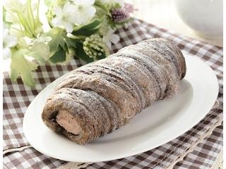 ローソン ショコラクッキーデニッシュコロネ~チョコクリーム~