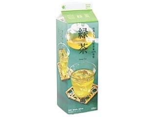 ローソン セレクト 緑茶 パック1000ml