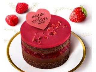 Uchi Cafe' SWEETS×GODIVA