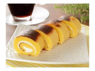 焼チーズケーキロール