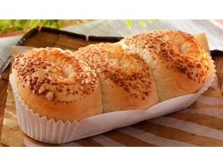 ローソン ふんわり明太マヨチーズパン
