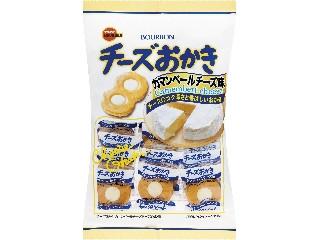 チーズおかき カマンベールチーズ味
