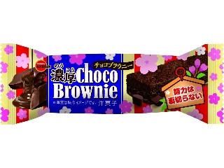 ブルボン 濃厚チョコブラウニー 受験生応援パッケージ 袋1個