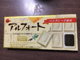 アルフォート ミニチョコレート バニラホワイト