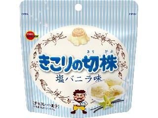 きこりの切株 塩バニラ味