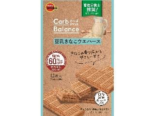 カーボバランス 豆乳きなこウエハース