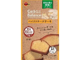 カーボバランス ベイクドチーズケーキ