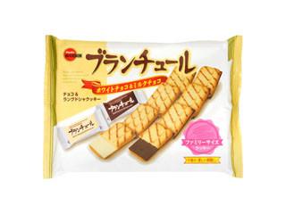 ブルボン ブランチュール ファミリーサイズ ホワイトチョコ&ミルクチョコ 袋22個