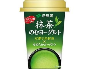 伊藤園 抹茶のむヨーグルト カップ200g