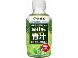 伊藤園 毎日1杯の青汁 無糖タイプ ペット240g