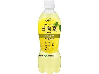伊藤園 Vivit's 宮崎県産 日向夏SODA ペット450ml