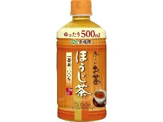 伊藤園 お~いお茶 ほうじ茶 ペット500ml