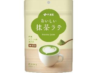 伊藤園 おいしい抹茶ラテ 袋160g