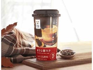 ローソン Uchi Cafe' SWEETS ほうじ茶ラテ 200g