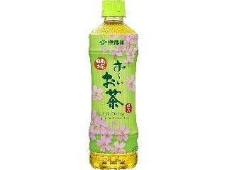 伊藤園 お~いお茶 緑茶 2019年 春限定パッケージ ペット525ml